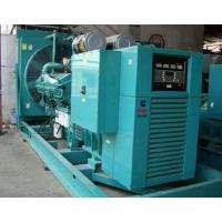 甘肃兰州租发电机与平凉发电机组租赁