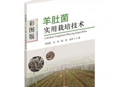 《彩图版羊肚菌实用栽培技术》新书面世  即将上架易菇商城 ()