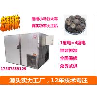 红菇野生菌子烤箱 竹荪香菇茶树菇药材茶叶桑椹18格烘干机