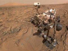 火星上发现松露中的有机分子 或存在远古生命 ()