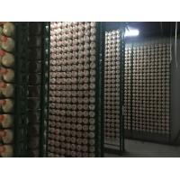 浩璟食用菌网格架与其他网架对比差距