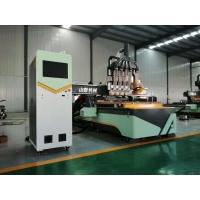 山数机械四工序拉米诺隐形件开料机 木器