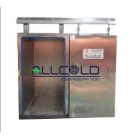 四川成都食品加工厂500公斤型熟食真空快速冷却机