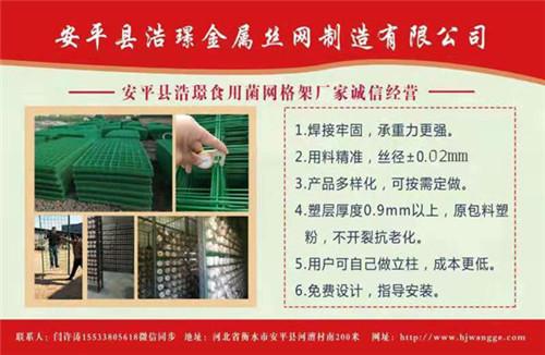 食用菌网格网架